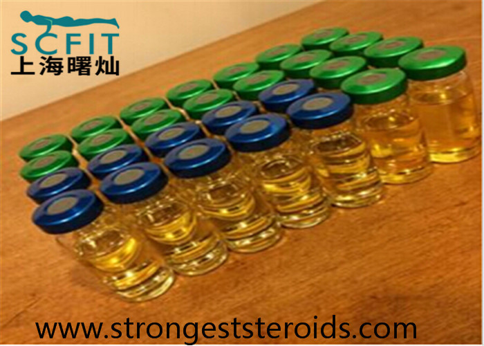 100Mg / Ml Test Prop Pain Free Mixed Injecting Steroids Test P Yellow Liquid